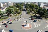 Rond point Tarbes